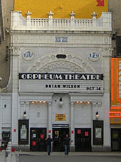 Photo of Orpheum Theater - Boston, MA, United States. April 2014